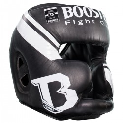 "Casque Booster ""BHG Black 2"""