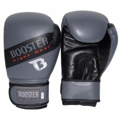 "Boxing Gloves Booster Grey ""BT Sparring"", Muay Thai, Thai Boxing, Kickboxing, K-1"