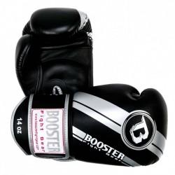 "Boxing Gloves Booster silver ""BGL 1 V3 SILVER FOIL"", Muay Thai, Thai Boxing, Kickboxing, K-1"