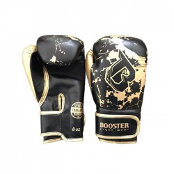 "Boxing Gloves Booster gold""BG YOUTH MARBLE GOLD"", Muay Thai, Thai Boxing, Kickboxing, K-1"