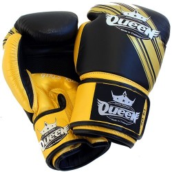 "Boxing Gloves Booster yellow ""BGQ VIXEN 2"", Muay Thai, Thai Boxing, Kickboxing, K-1"