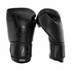 "Gants de Boxe King noir "" KPB/BG"", Muay Thai, Boxe Thai, Kickboxing, K-1"