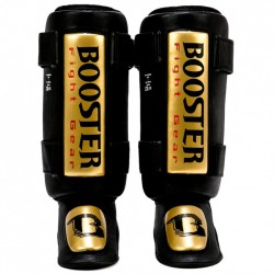 "Protège-tibias Booster or "" Thai Striker "", Muay Thai, Boxe Thai, Kickboxing, K-1"